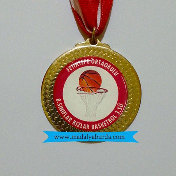 basketbol madalyası