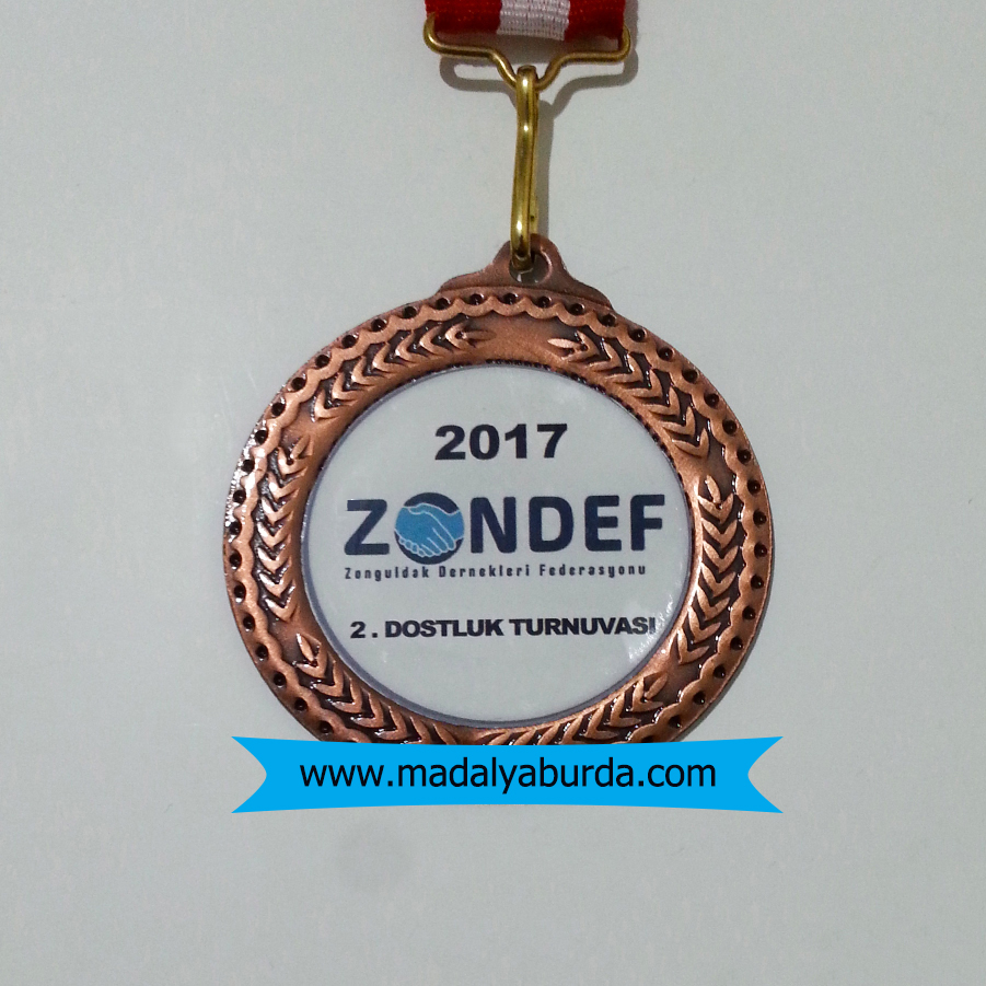 Bronz  madalya