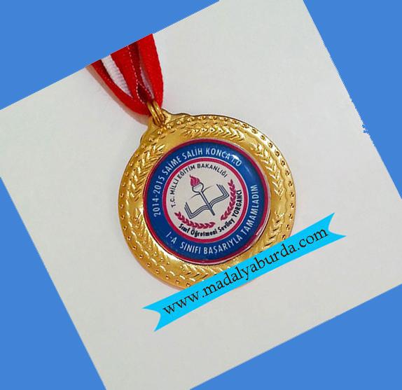 okul madalyası