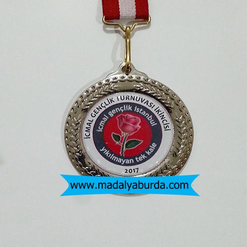 gümüş-madalya