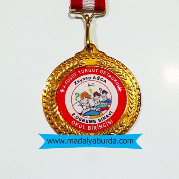 deneme-sınavı--madalyası