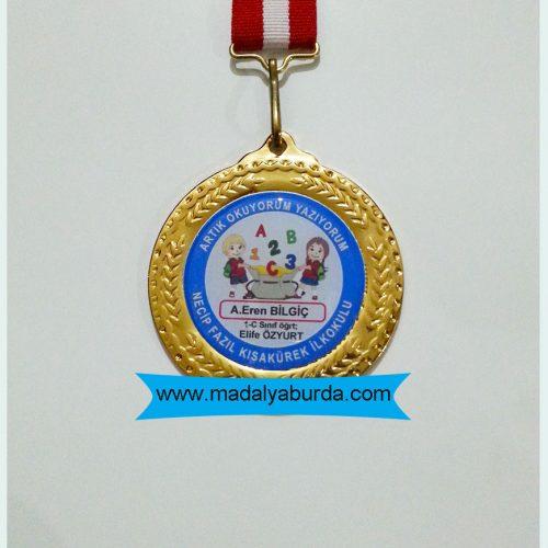 madalya-öğrenci madalyası