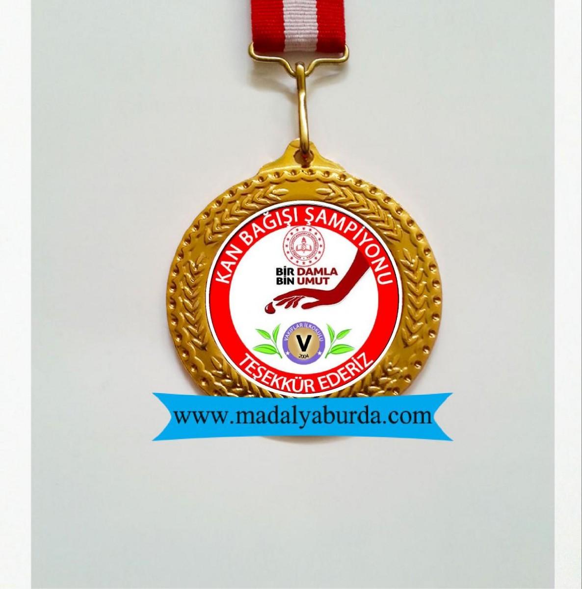 Kan bağışı Şampiyonu
