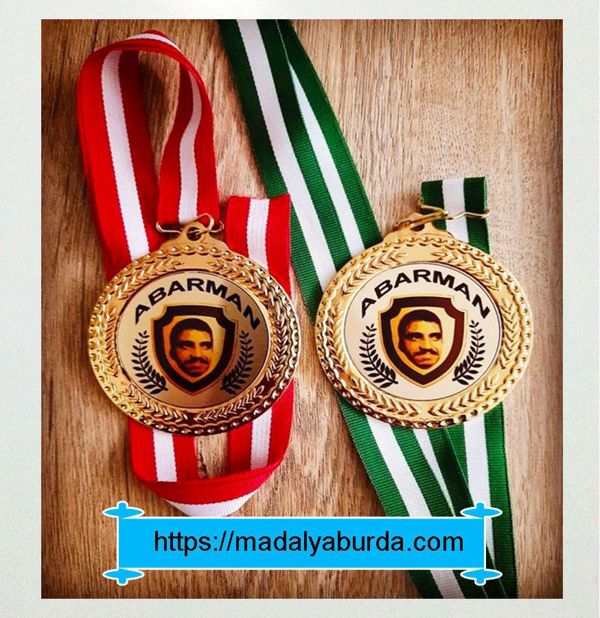 Kişiye Özel Madalya