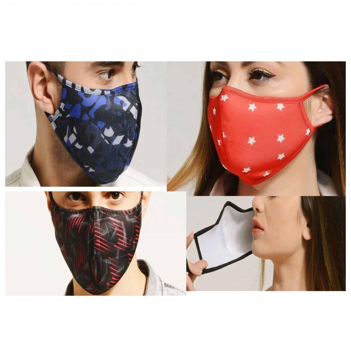 Kişiye özel Yetişkin maskesi