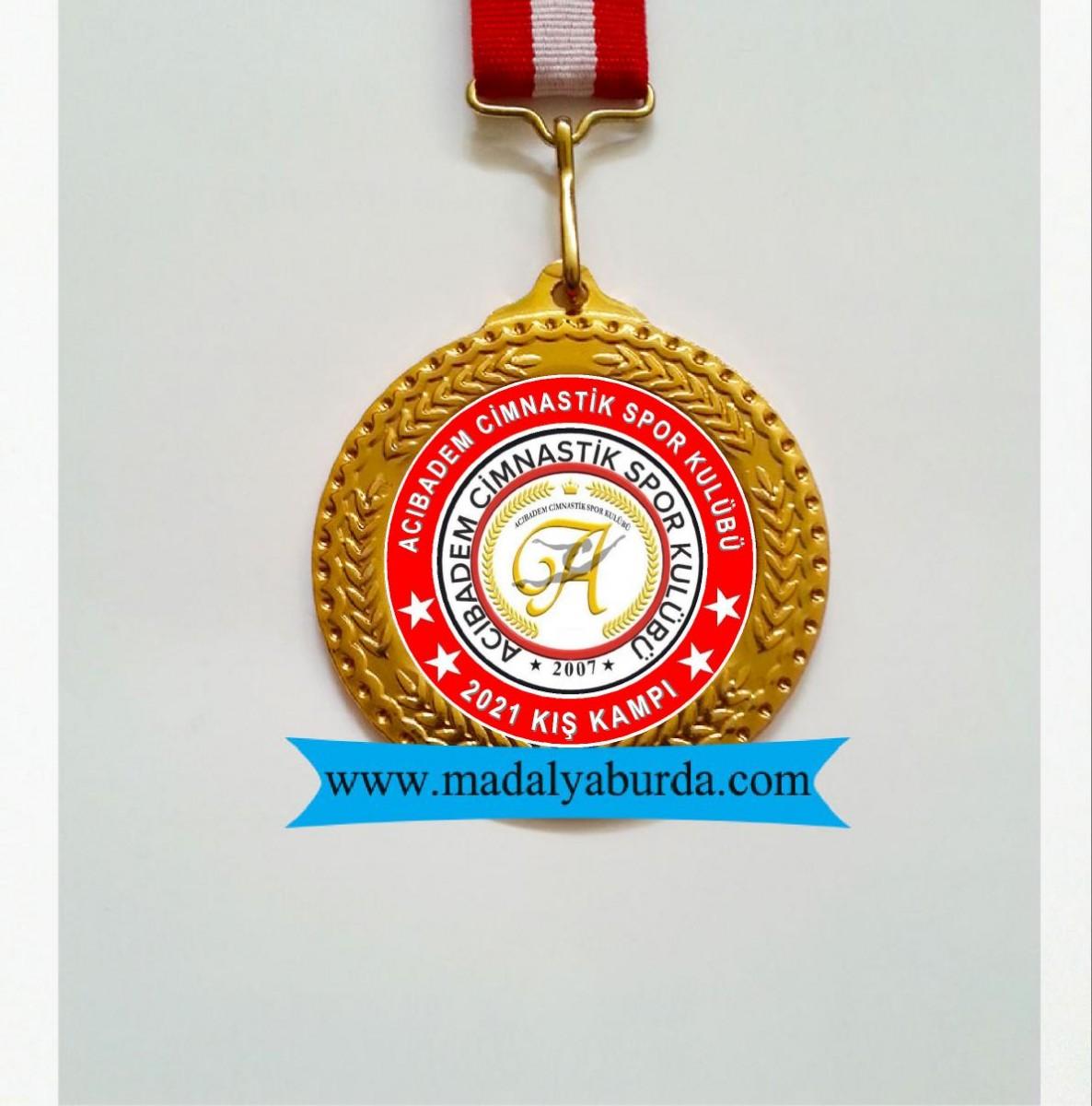 Cimnastik Spor Kulübü Madalyası